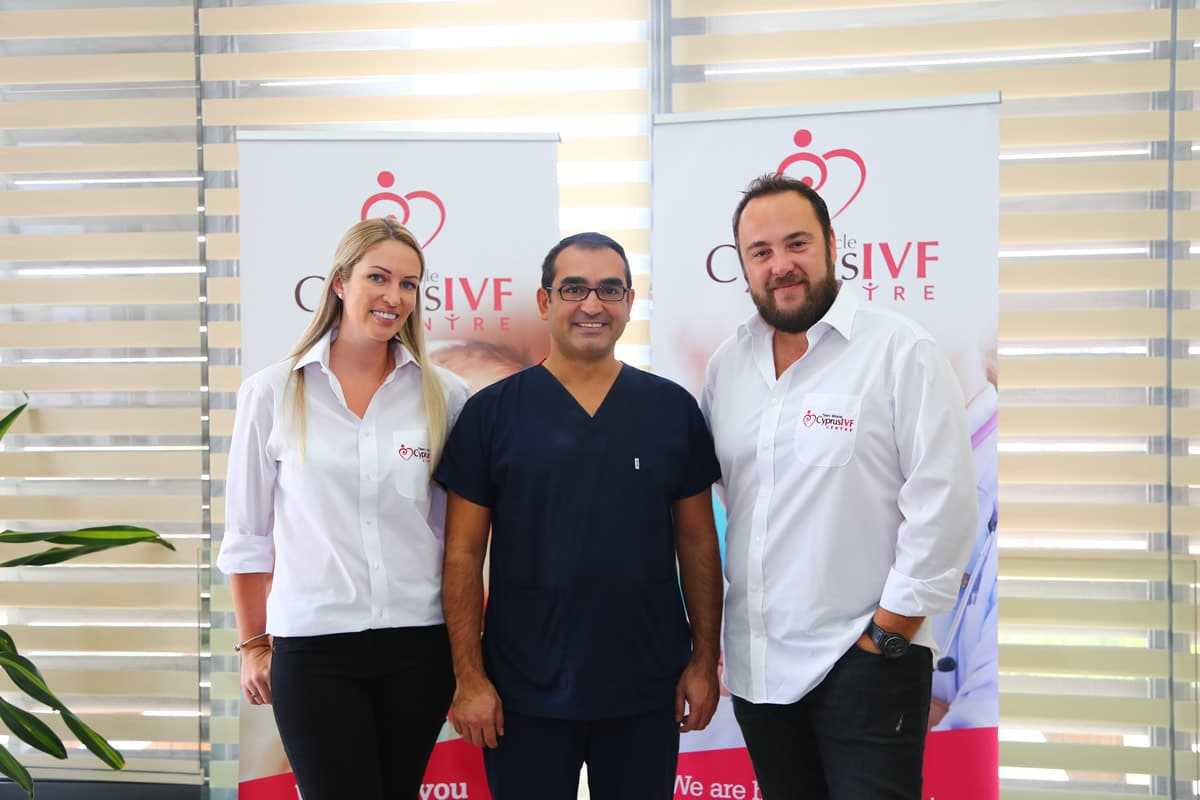 Our Miracle Team Members And Expert IVF Doctor